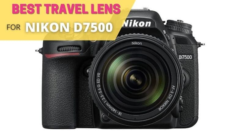 best travel lens for nikon d7500