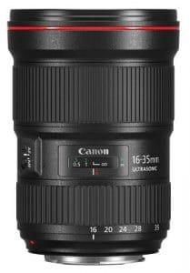 Best Video Lens for Canon 5D Mark IV