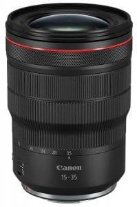 canon rf best video lenses